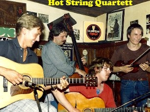 1988 Hot String Quartett